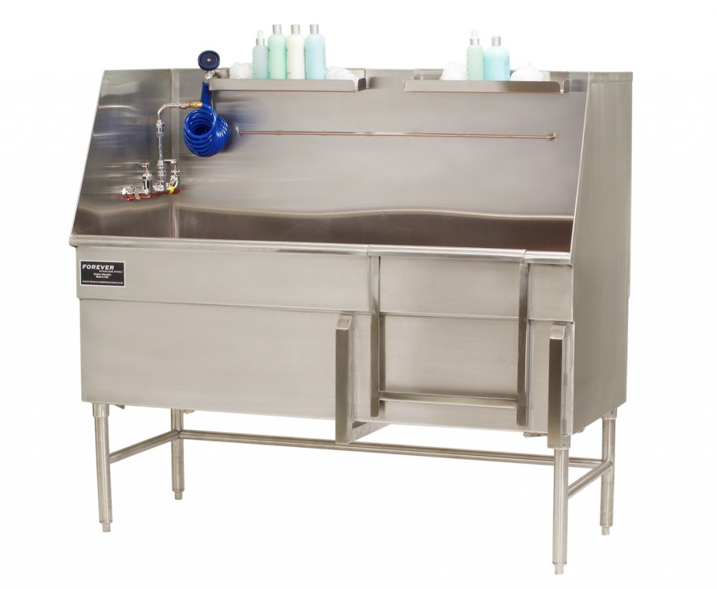 Forever Stainless Steel | » Step-in Tub